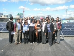 Group picture of the roof top.JPG